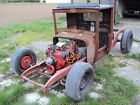 Oldtimer   Hot Rod   Rat Rod   Citroen Ac 4   Pick Up