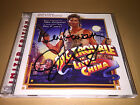 BIG TROUBLE in LITTLE CHINA cd SIGNED by ALAN HOWARTH john CARPENTER soundtrack