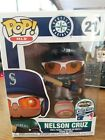 Funko Pop! MLB #21: Nelson Cruz Boomstick Safeco Field Exclusive 1000pcs