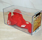 Authenticated Ty Beanie Baby BBOC PUNCHERS Lobster MWMT MQ ( AP 11523 )