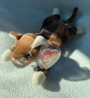 Ty Beanie Baby Pounce The Cat DOB August 28, 1997  MWMT