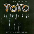 Toto : 25th Anniversary: Live in Amsterdam CD (2003) FREE Shipping, Save £s