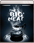 The Big Heat Blu Ray Twilight Time Limited Edition 1953 Fritz Lang OOP RARE