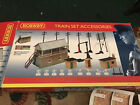 Hornby Train Set Accessories Station Signal Box York Stickers Boxed