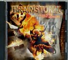BRAINSTORM - ON THE SPUR OF THE MOMENT - CD - LIKE NEW
