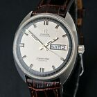 Vintage Omega Seamaster Cosmic Automatic Stainless Steel Mans Watch Cal 752 NR