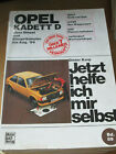 Repair Manual Kadett D Petrol - 1.2 - 1.3 - 1.6 L