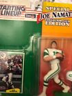 1994 Kenner Starting Lineup Special Joe Namath Collector Club Edition Jets New