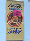 Anthrax ~ STATE OF EUPHORIA ~ cd 1988 Megaforce NEW LONGBOX (long box)