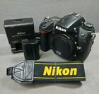 Nikon D7000 162MP Digital SLR Camera Black Body Only 15K Clicks