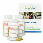 3 bottles GOLO Release Diet Supplement to lose weight( 90 x 3 cap) * new *