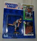 1993 STARTING LINEUP 68077 -MIKE MUSSINA * BALTIMORE ORIOLES 3- MLB SLU 2 CARDS