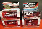 "(4) *NOS!* vintage RACING CHAMPIONS ""Amoco Ultimate"" DIECAST LOT ~ niiice!"