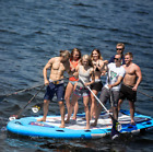 Big Inflatable SUP Stand Up Paddle Board Surfboard boat surf Surfboards float