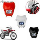 Motocross Dirt Bike Enduro Headlight Fairing For Honda CRF150F CRF230F 2015-2020