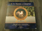 The Promise Of Christmas by Robert Stanley Lighted Nativity Charger w Stand NIOB