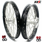 KKE 21/19 Mx Casting Wheels Rims Set Fit HONDA CRF250R CRF450R 2013 CRF450L 2020