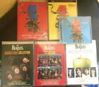 THE BEATLES 6TITLE RUBBER SOUL SGT.PEPPER'S WHITE ALBUM ANOTHER 1 EXTRAS ROCK