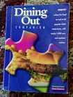 Weight Watchers Dining Out Companion Book 2002 Edition Point Values for Food