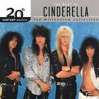 Best of Cinderella - Millennium Collection (CD, Mercury) Nobody's Fool, Shake Me