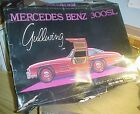 Mercedes Benz 300SL Gullwing - 1/12th scale Revell plastic model kit