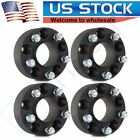 4Pcs 2 50mm 5x45 5x1143 Hubcentric Wheel Spacers For Jeep Cherokee 1980 2001