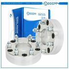 ECCPP 2 pcs 2 5x5 to 6x55 14x15 studs wheel spacers for Jeep Grand Cherokee