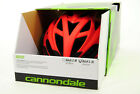 Cannondale Radius Mountain Bike Helmet 58 62cm Large Extra Large Red White