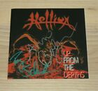 Hellion Signed CD - up from the Depths /1999 US NRCD104 in Mint