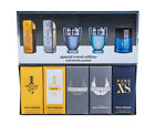 Paco Rabanne 5pc Mini Gift Set Cologne for Men 1 Million + Lucky + Invictus