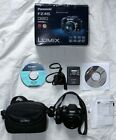 PANASONIC LUMIX DMC-FZ45 CAMERA24 X OPTICAL ZOOM, LEICA LENS  & SONY CAMERA BAG