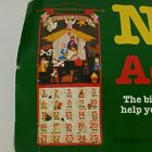 Nativity Advent Calendar Pockets of Learning Soft Plush Jesus Manger Christmas