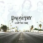 Leave This Town by Daughtry No Surprise Life After You You Don't Belong LIKE NEW