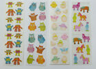 Mrs Grossman CHUBBY COLLECTION STICKERS of Misc Themes You Choose