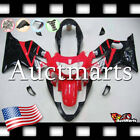 For Honda CBR600F4 Sport 1999-2000 Fairing Bodywork ABS Plastic Red Black 1o5 PA