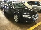 2007 AUDI A4 CABRIOLET 20 TDI S LINE M T CONVERTIBLE LEATHER ALLOYS LOVELY