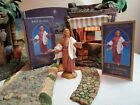 FONTANINI JESUS AT CANA NATIVITY SET LIFE OF CHRIST 5 in HEIRLOOM RARE