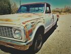 1972 Chevrolet C-10  1972 below $2000 dollars