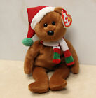 Ty Beanie Baby 2008 Holiday Teddy - MWMT