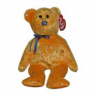 Ty Beanie Baby Discover - MWMT (Bear Gold Northwestern Mutual Exlcusive 2006)