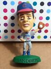 CHICAGO CUBS RYNE SANDBERG 1997 CORINTHIAN MINI MLB FIGURE B012!!