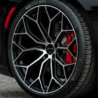 20 Gianelle Monte Carlo Machined Wheels Rims Fits Benz CLS400 CLS550 CLS63
