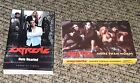 EXTREME lot of 2 cassette single MORE THAN WORDS W REMIX/HOLE HEARTED HAIR ROCK