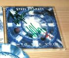 Steel Prophet Signed CD - into the Void / 70410 Press in Mint