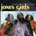 Jones Girls, the : Keeping Up With the Joneses CD Expertly Refurbished Product