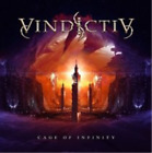 Vindictiv-Cage of Infinity CD NEW