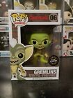Funko Pop! Movies Gremlins #06 GITD Glow in the Dark Chase WITH PROTECTOR!