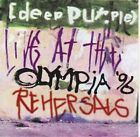 DEEP PURPLE LIVE AT THE OLYMPIA'S 96 REHEARSALS GYPSY EYE 100 NO ONE CAME 1CD