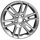 OEM Remanufactured 17 X 75 Alloy Wheel All Painted Bright Silver Textured 62485