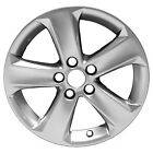 OEM Remanufactured 17 X 7 Alloy Wheel All Painted Bright Silver Metallic 69626